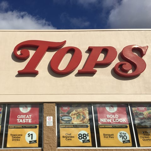 File photo: Tops on West Avenue in Rochester in...