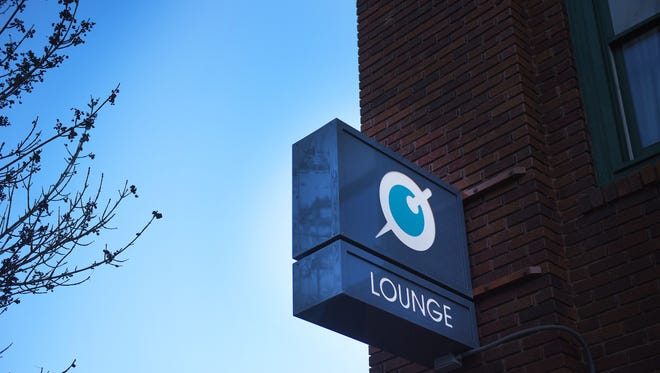 Icon Lounge Monday, Feb. 26, in downtown Sioux Falls. Icon Lounge has had noise complaints from the Jones 421 building.