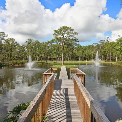 Mansions on the Market: Equestrian's dream in Palm City has plenty of amenities