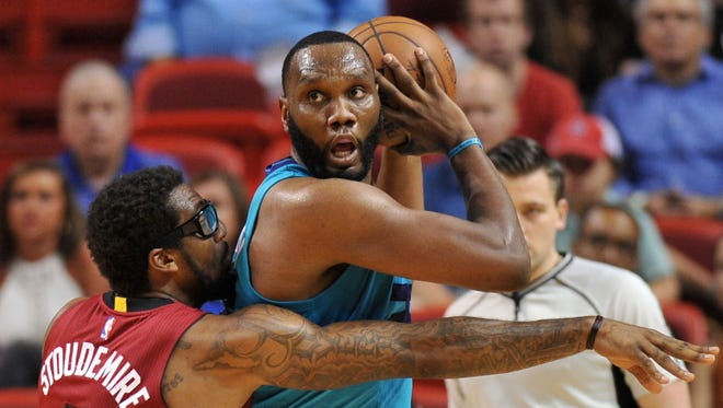 Al Jefferson is the Pacers' third big move this offseason, joining newcomers Jeff Teague and Thaddeus Young.