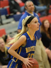 Tabitha Hubbard will be one of Northern Lebanon's key contributors this season.
