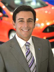 Mark Fields, Ford CEO.