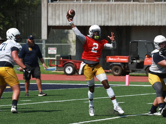KD Humphries will lead Murray State into its season