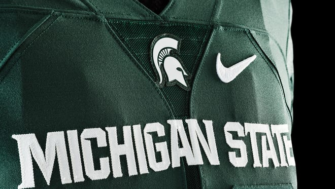 The home uniforms are the same as the roads on the front with the colors inverted.
