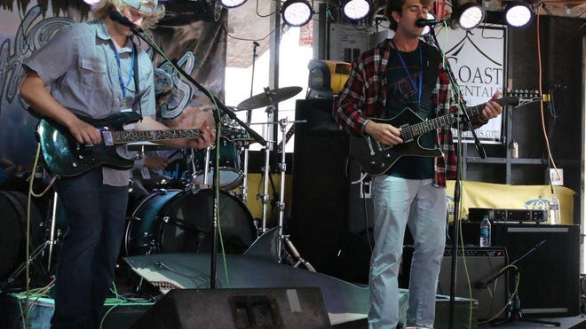 Whyte Caps will be performing at 7 p.m. Saturday at Hub Stacey's at the Point.