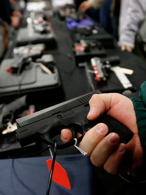 Hunters and gun enthusiasts gathered in Annapolis this week to protest two proposed bills.