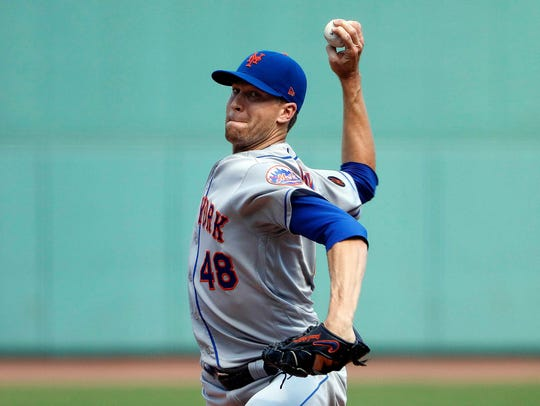 Jacob deGrom is having a sensational season, but an insane lack of run support has cost him double-digit wins.