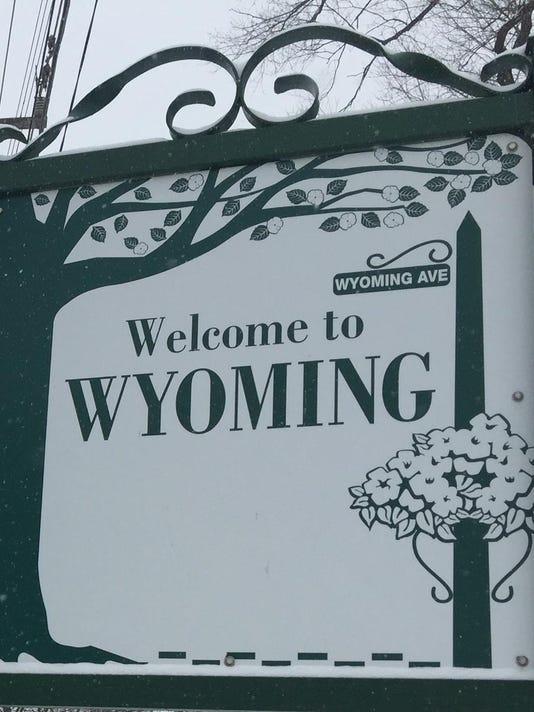 WyomingSign