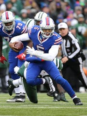 The Bills brought back Tyrod Taylor, and now he must