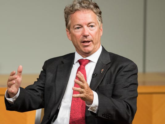 Sen. Rand Paul assaulted in Kentucky home, police say; suspect in jail