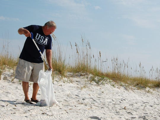Several cleanups are planned at area beaches on Saturday for International Coastal Cleanup Day.