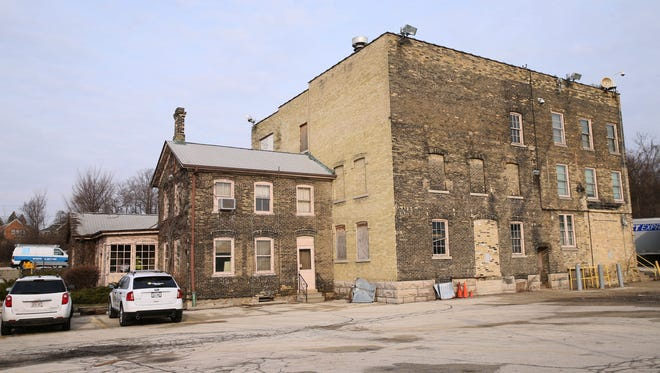 The old Gettelman Brewery house on W. State St. will be saved from demolition after a compromise offer from MillerCoors, which owns the building.