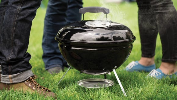 Weber makes the best portable charcoal grill - and now it's 25% off