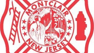 Montclair Fire Department's logo