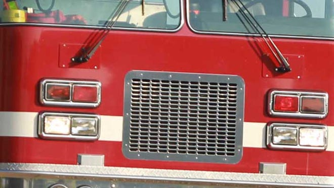 A two-alarm fire in Hartwell caused $35,000 in damage and displaced two.