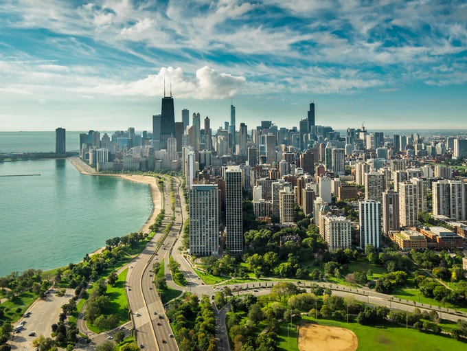 No. 1: Chicago,95.3: Supply has yet to catch up to