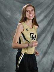All-Midstate cross country Camille Smith, Central Magnet