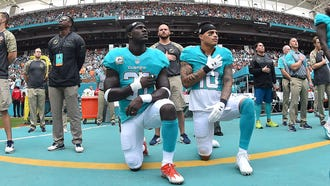 The Miami Dolphins could suspend players who protest during the national anthem up to four games.
