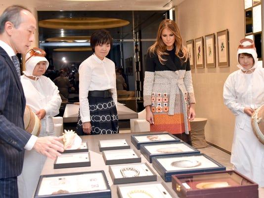 AP JAPAN ASIA TRUMP I JPN