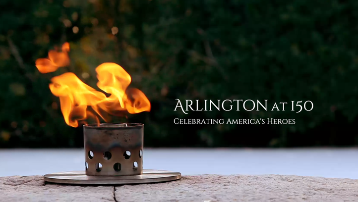 A tribute to Arlington National Cemetery