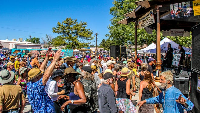 Silver City's annual Blues and Bikes Fest in May will welcome headliners Taj Mahal Trio and Dirty Dozen Brass.