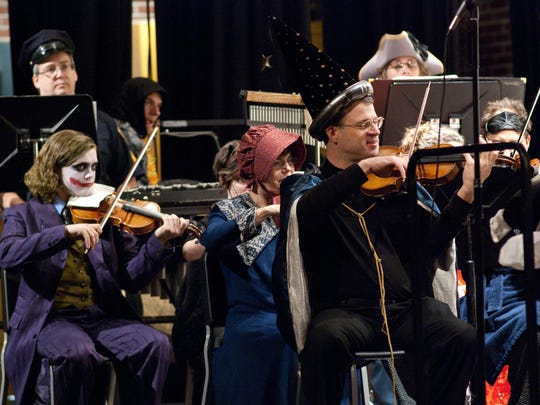 The Springfield Symphony's Spooky Symphony concert is free, but tickets are required.