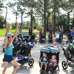 FIT4MOM: Space Coast mothers combat 'mom bod,' postpartum — with kids in tow