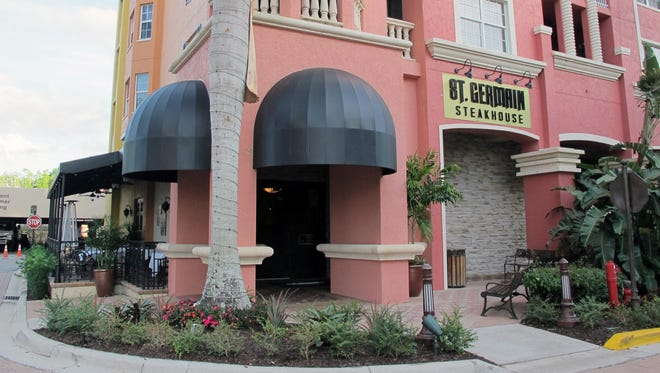 St. Germain Steakhouse recently replaced the longtime Stoney's Steakhouse in Naples' Bayfront.