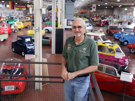 Jeff Lane started the Lane Motor Museum after his hobby of collecting cars ballooned and he found himself with 75 unique vehicles scattered around Nashville garages.