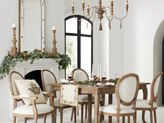 Embrace the room: Setting the table is part of setting
