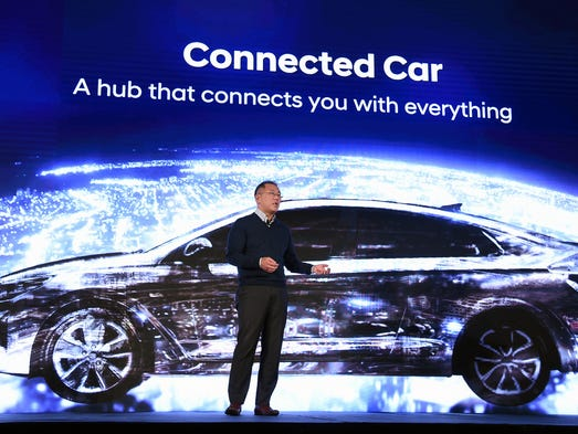 O Brien Hyundai >> At CES 2017, the frenzy over self-driving cars is palpable