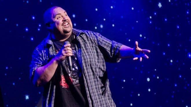 Comedian Gabriel Iglesias will headline the Wisconsin State Fair on Aug. 12.