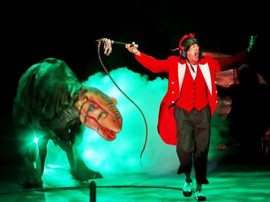 Cirque Italia's Cocoa the Clown