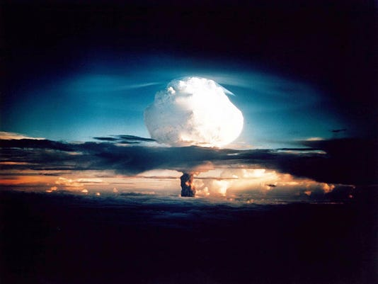AFP US-H BOMB-ANNIVERSARY WAR USA Dist. of Columbia