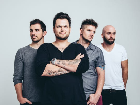 7eventh Time Down will perform as part of Big Church Night Out at Germain Arena in Estero on Oct. 29.