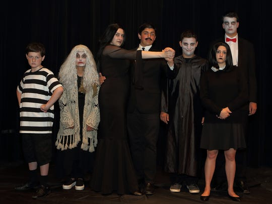 Mainstage Center for the Arts will present 'The Addams