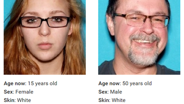 Tennesee law enforcement are looking for Tennessee high school health sciences teacher Tad Cummins, who is suspected of abducting 15-year-old Elizabeth Thomas.