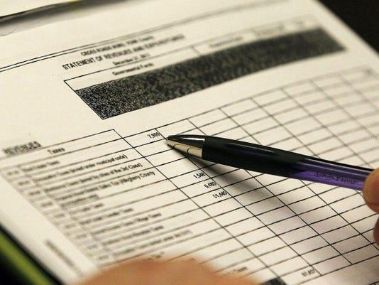 municipal audit