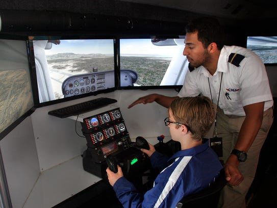 Ventura County High School Aviation Career Day offered