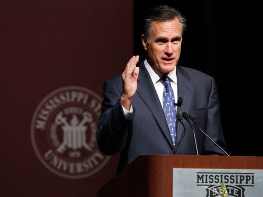 AP GOP 2016 ROMNEY A USA MS