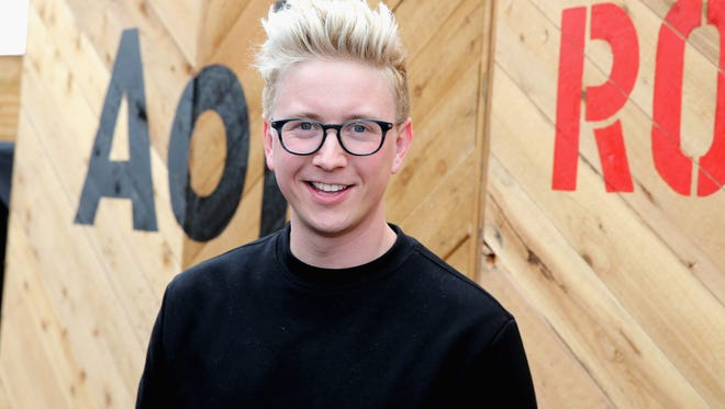 YouTube star Tyler Oakley will be the 2017 MSU Homecoming grand marshal.