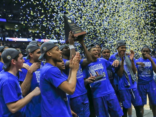 Kentucky Basketball Is An Enigma Well Into The Season: Confident Cats Enter NCAA Tournament After