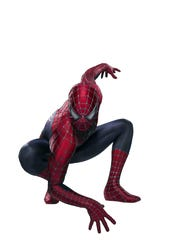 Tobey Maguire stars as Spider-Man in Columbia Pictures