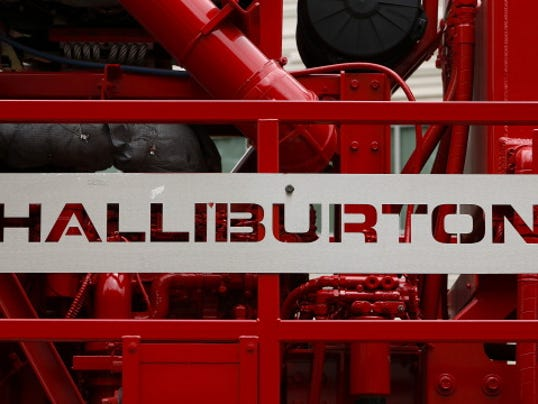 Operations During A Halliburton Fracking Tour