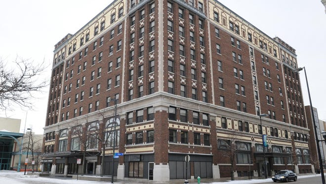 Renovations on Hotel Northland in Green Bay will begin in September.