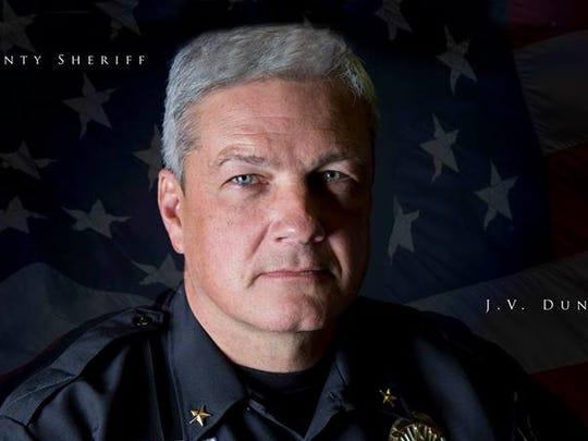 Buncombe County Sheriff Van Duncan