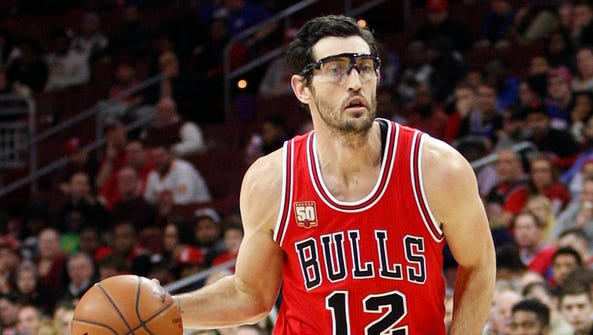 Chicago Bulls' Kirk Hinrich in action during the first