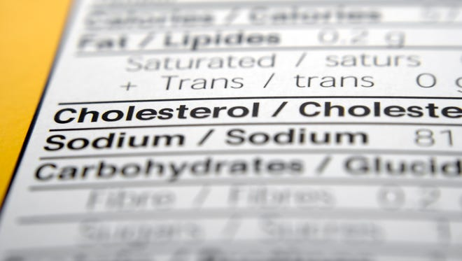 Check labels for sodium content.
