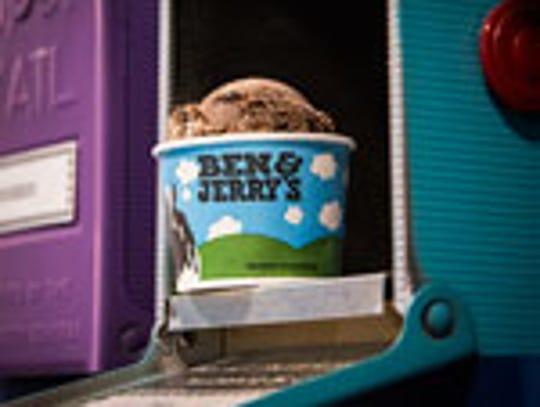 Ben & Jerry's Scoop Shop, Melbourne