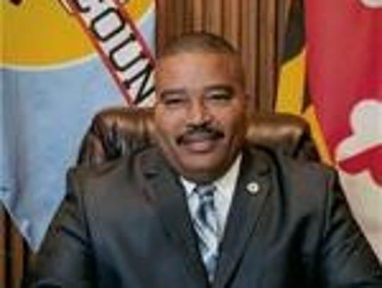 Wicomico County Councilman Ernest Davis